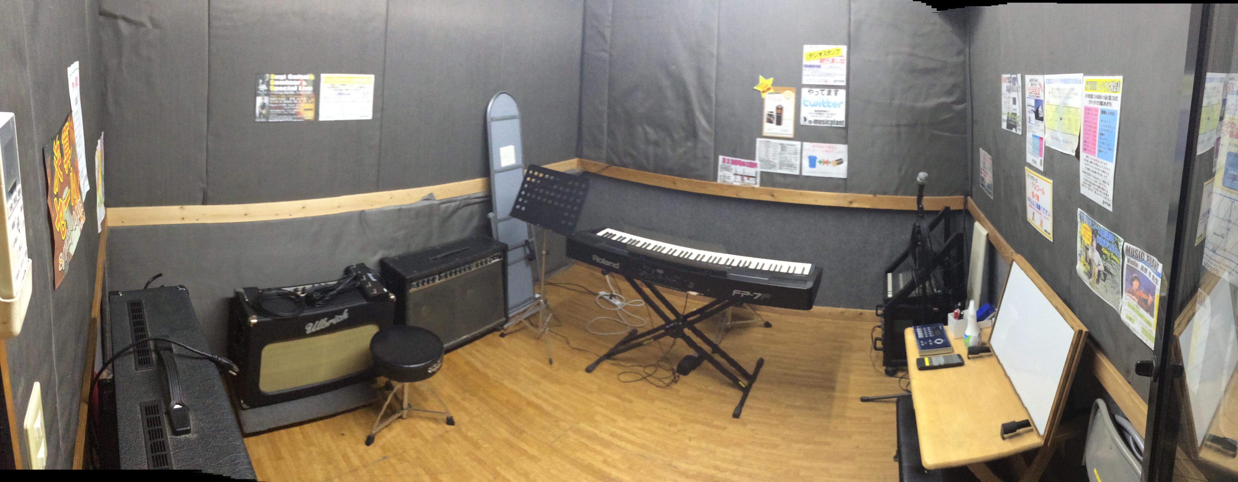 土浦店 Dスタジオ