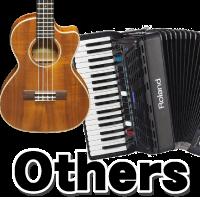 その他の楽器のリストページ