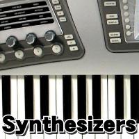 シンセ/キーボード,MIDI関連楽器のリストページ