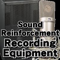 音響/録音機器のリストページ