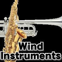管楽器のリストページ