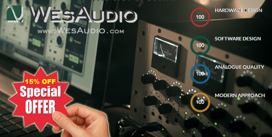 WesAudio Special Offer!