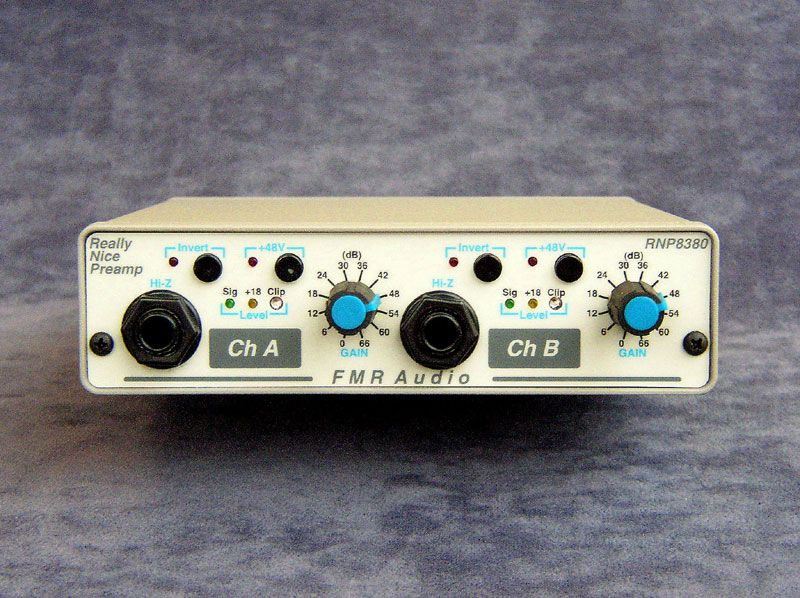 FMR Audio,RNP8380(EE) 画像