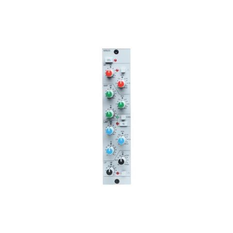 Solid State Logic (SSL)-X-Rack EQモジュールXR625 X-Rack Channel EQ Module