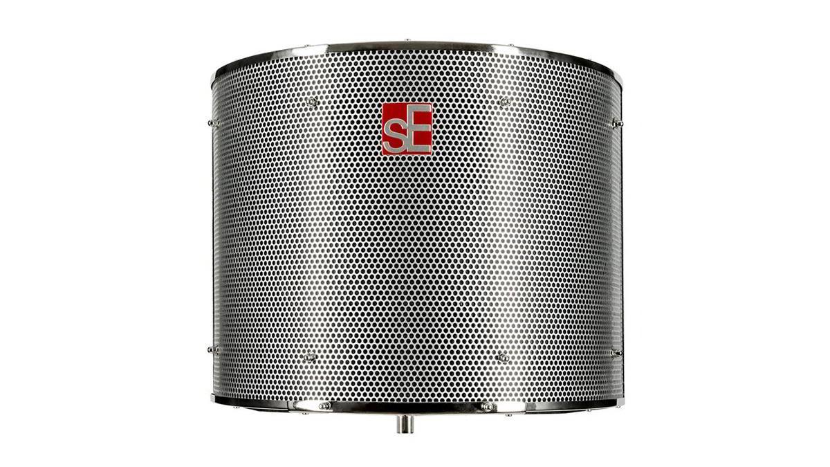 sE electronics,sE-ReflexionFilterです。クリックで販売ページにジャンプ、別ウィンドウが開きます。