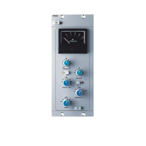Solid State Logic (SSL)-X-Rack G コンプレッサーモジュールXR626 X-Rack G Series Stereo Compressor Module