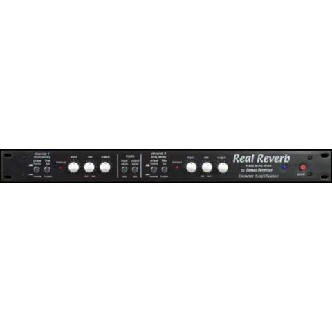 Demeter AmplificationREAL REVERB(RV-1)