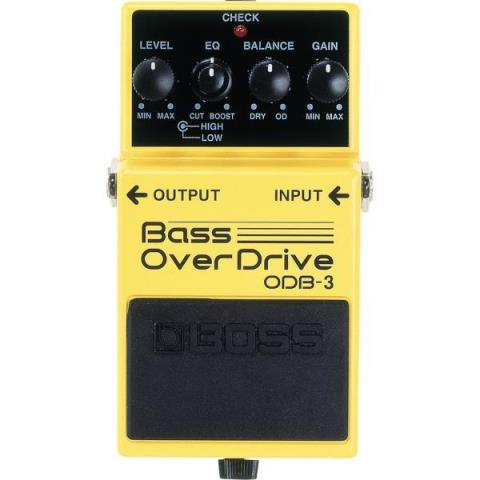 BOSS-Bass OverDriveODB-3