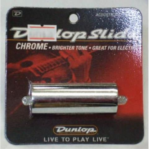 Dunlop-スライドバーChromed Steel Slide 220 MM(Medium)