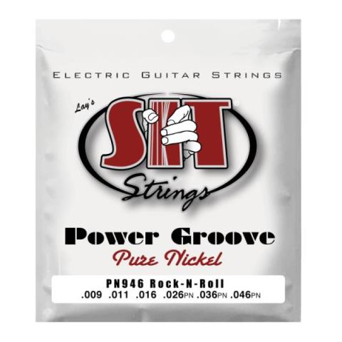 SIT-エレキギター弦Power Groove PN946 ROCK-N-ROLL