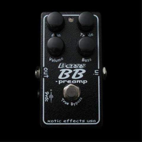 XOTiCBASS BB preamp