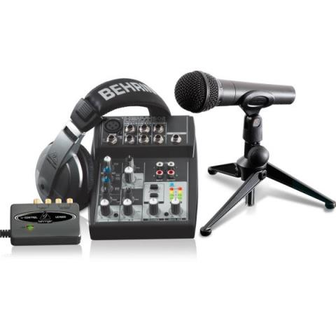 BEHRINGERPODCASTUDIO USB