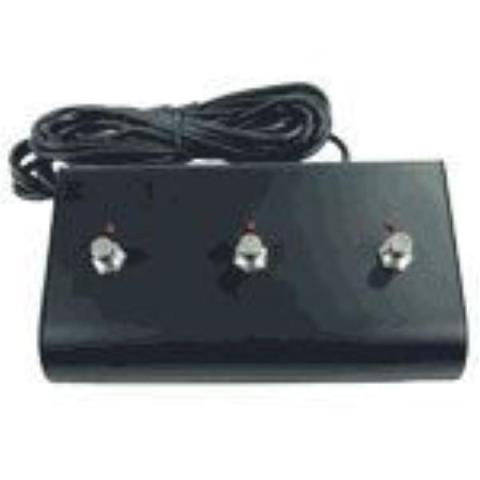 -Foot Switch 3-LED-DIN