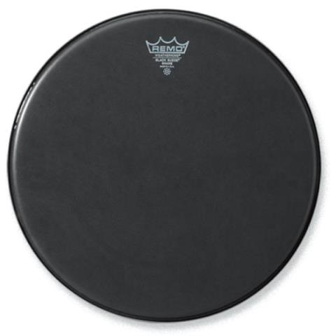 REMO-ドラムヘッドBS-814SA Black Suede Snare Side 14inch