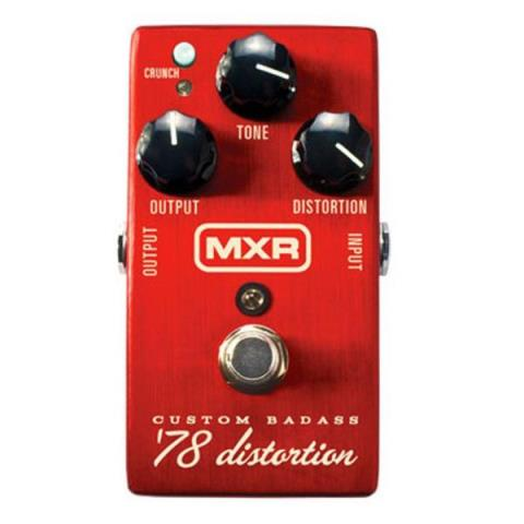 MXR-ディストーションM78 Custom Badass '78 distortion