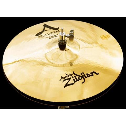 Zildjian-ハイハットA-Custom HiHats top 13