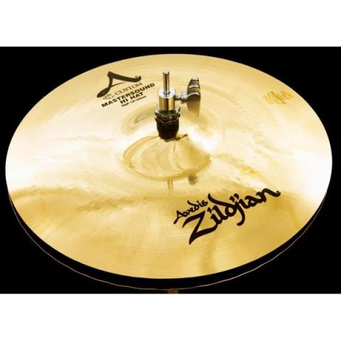 Zildjian-ハイハットA-Custom Masatersoud HiHats top 13