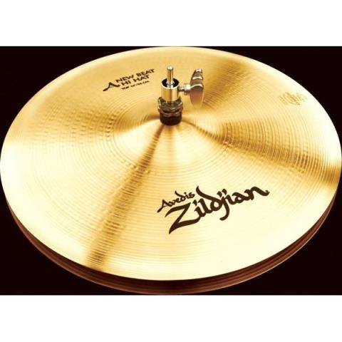 Zildjian-ハイハットA-Zildjian NewBeat HiHats Top 13