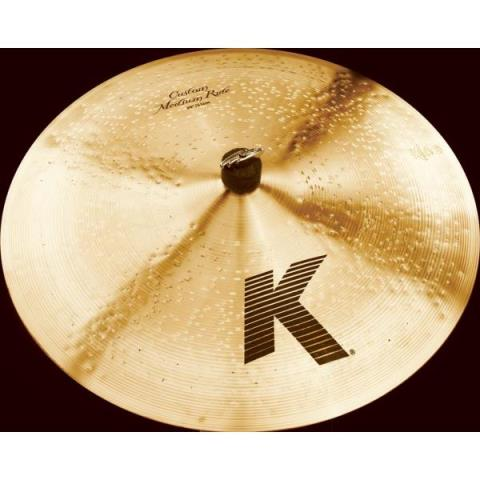 ZildjianK Custom Medium Ride 22
