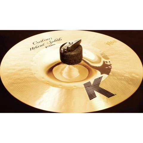 ZildjianK Custom Hybrid Splash 9