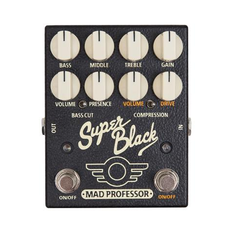 Mad Professor-オーバードライブBLUEBERRY BASS OVERDRIVE