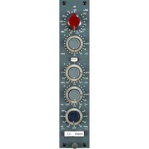 BAE Audio (Brent Averill)-1ch Mic Preamp / EQ / DI1084 Module