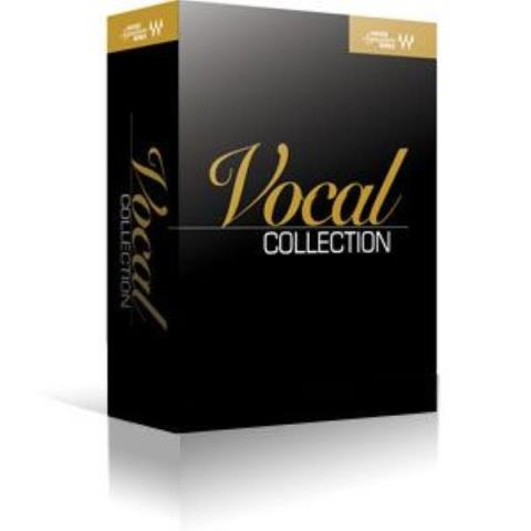 Waves-プラグインSignature Vocal Collection
