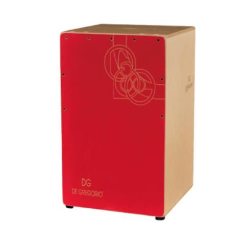 DG CAJON (DE GREGORIO)Chanela RED