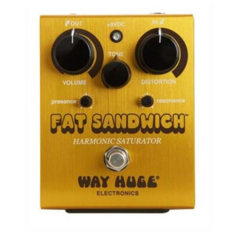 Way Huge Electronics-ディストーションWHE301 FAT SANDWICH