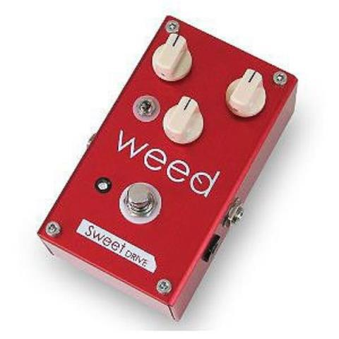 Weed-オーバードライブSweet Drive Red