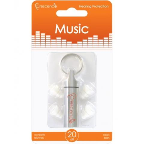 Crescendo-耳栓Music Earplug