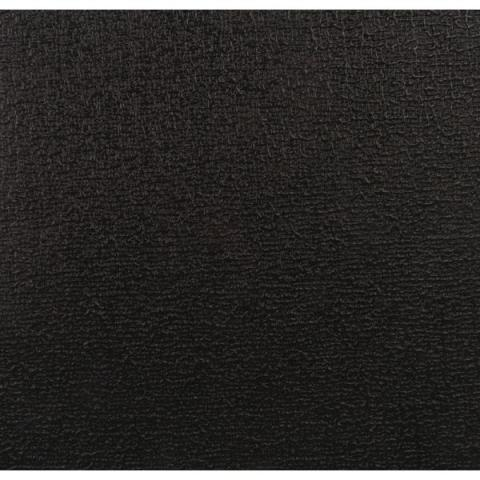 -Cabinet Covering Black Nubtex
