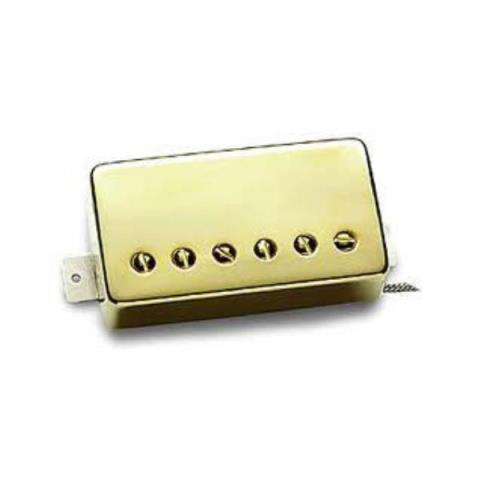 Seymour Duncan-ハムバッカーSH-55n Seth Lover GOLD COVERD