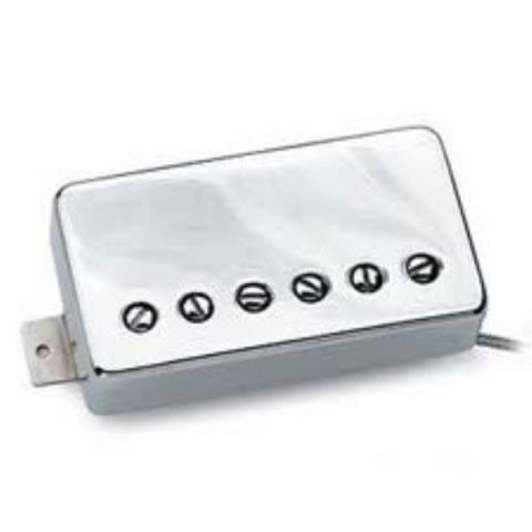 Seymour Duncan-ハムバッカーSH-55b Seth Lover NICKEL COVERD