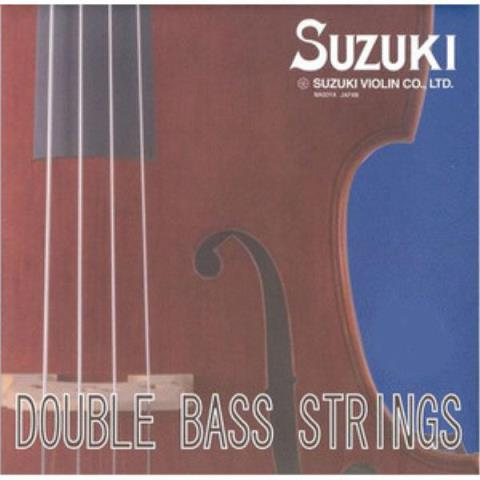 SUZUKIDouble Bass Strings