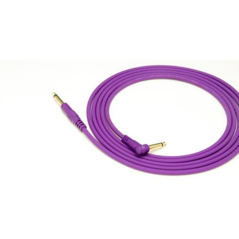 GOURD-楽器用シールドNUMERO 1212P LS PURPLE 7.0m