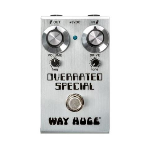 Way Huge Electronics-オーバードライブWM28:WAY HUGE® SMALLS™ OVERRATED SPECIAL OVERDRIVE