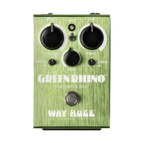 Way Huge Electronics-WHE207:GREEN RHINO™ OVERDRIVE MKIV