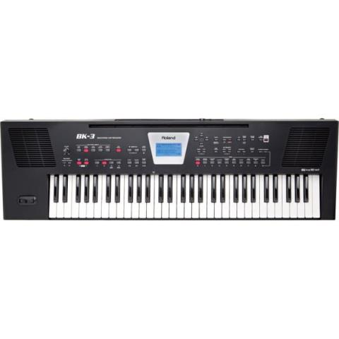 RolandBacking Keybord  BK-3 BK