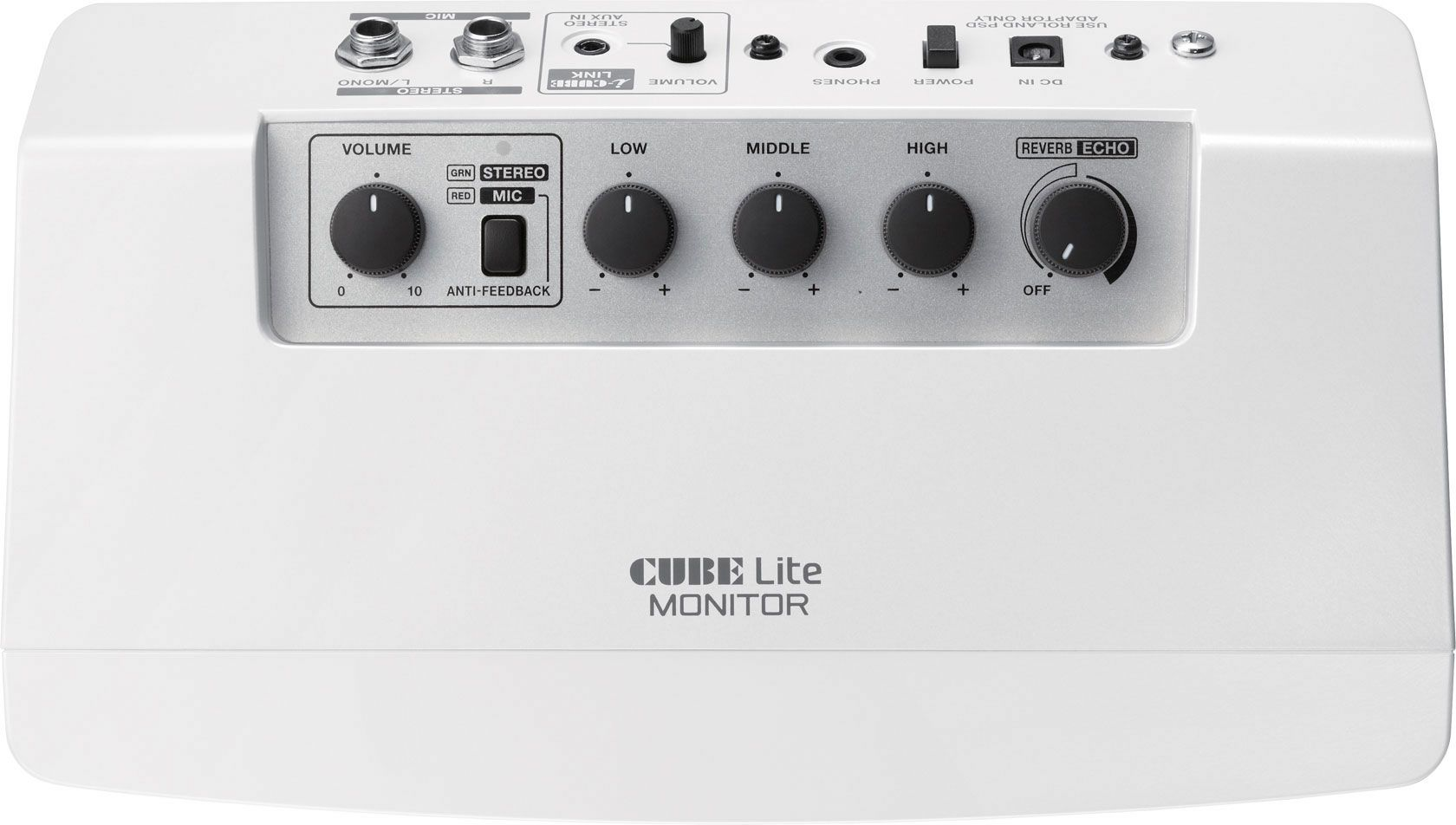 CUBE Lite MONITOR [CUBE-LM-WH]追加画像