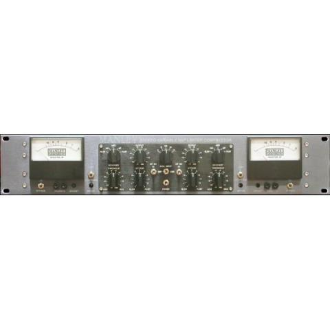 Manley Laboratories-コンプレッサーSTEREO VARIABLE-MU COMP Mastering w/MS Mod & T-Bar Option