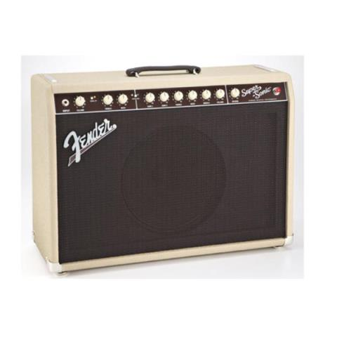 FenderSuper-Sonic 22 Combo Blonde and Oxblood