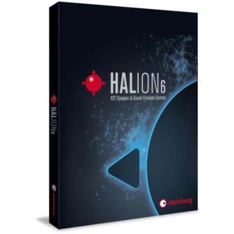 HALion 6 Academicサムネイル