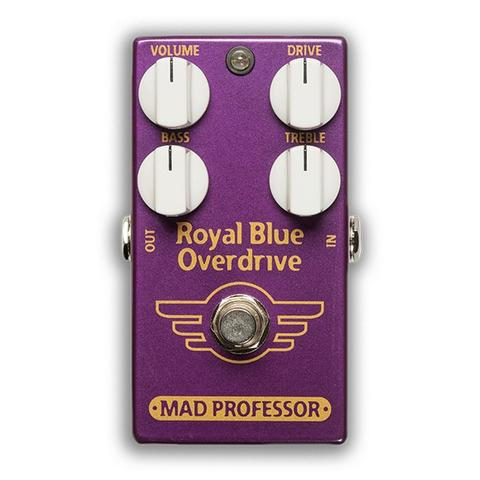 Mad Professor-オーバードライブRoyal Blue Overdrive