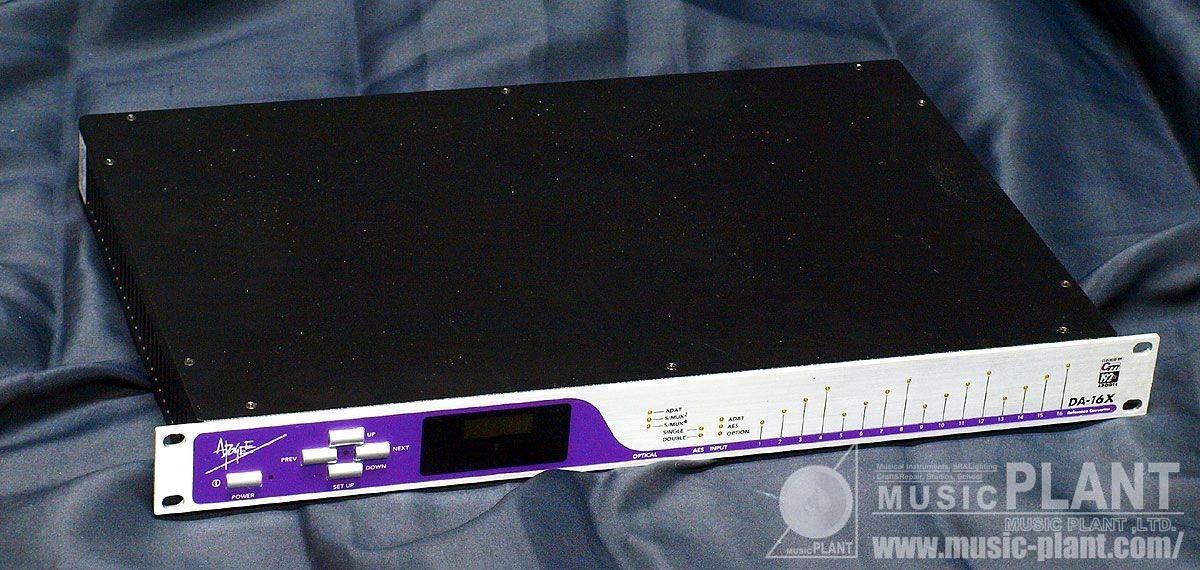 Apogee,DA-16X ver2.0 画像