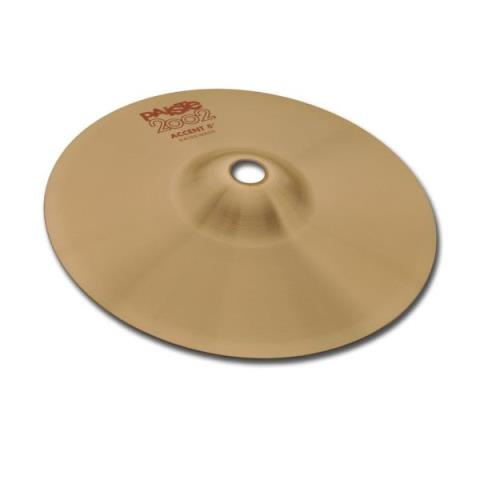 2002 Accent Cymbal 4インチ(10cm)サムネイル
