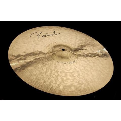 PAiSTe-クラッシュシンバルSignature Dark Energy Crash/Mark-1 17""