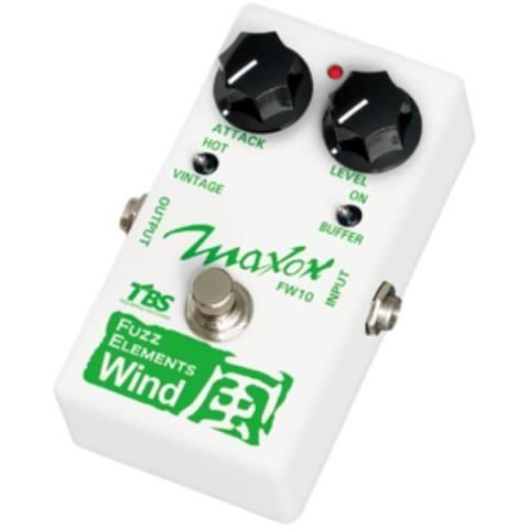 "Maxon-ファズFW10 -Elements Fuzz Wind ""風""-"