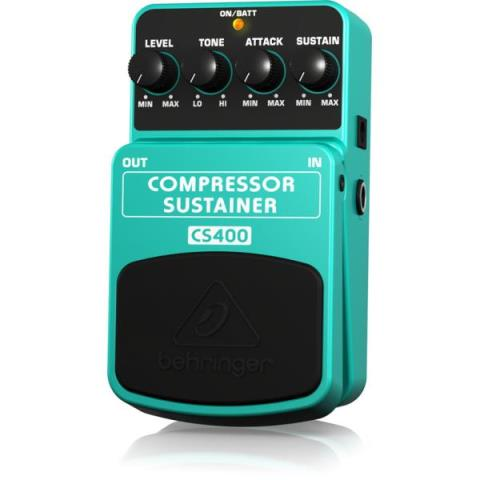 BEHRINGERCS400 COMPRESSOR/SUSTAINER