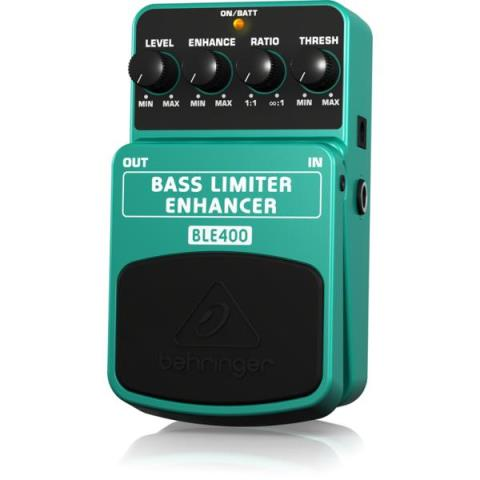 BEHRINGERBLE400 BASS LIMITER ENHANCER